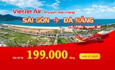 Vé máy bay đi Đà Nẵng khuyến mại